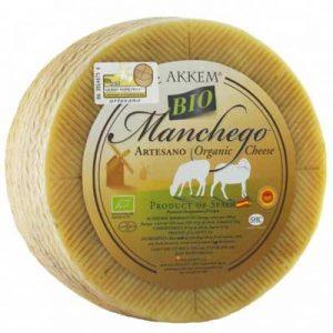 Ausgereifter Manchego-Käse (D.O.P)