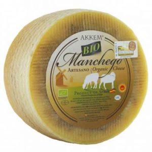 Halbgereifter Manchego-Käse (D.O.P)